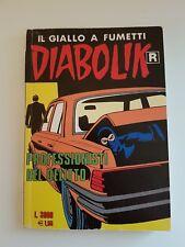 Diabolik serie R - I professionisti del delitto - n.471