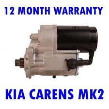 KIA CARENS MK2 MK II 2.0 CRDI MPV 2002 2003 2004 2005 - 2015 STARTER MOTOR