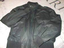 MEMBERS ONLY CAFE RACER STYLE JACKET