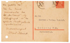 """Edvard Munch Letter Signed - Gives Permission to Reproduce His """"Violin Concert"""""""