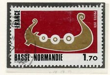 TIMBRE FRANCE OBLITERE N° 1993 BASSE NORMANDIE / Photo non contractuelle