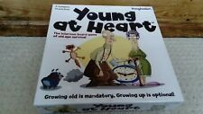 YOUNG AT HEART - THE HILARIOUS BOARD GAME OF OLD AGE SURVIVAL *NEW & SEALED*