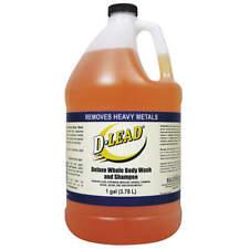 D-Lead 4224Es-4 Shampoo and Body Wash,1 gal.,Liquid