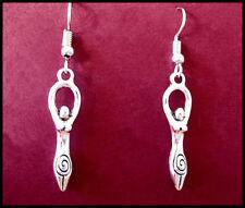 FERTILITY GODDESS Earrings - Hypoallergenic hooks