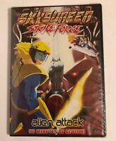 Skysurfer Strike Force Alien Attack (DVD) - Free Shipping