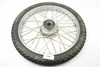 Yamaha DT 175 MX 2K4 Bj.1980 - Front wheel rim at the front