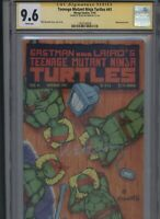 Teenage Mutant Ninja Turtles #41 CGC 9.6 SS Kevin Eastman 1991