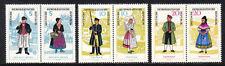 Postfrische Briefmarken der DDR (1960-1970) als Satz