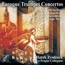 Baroque Trumpet Concertos [New CD]