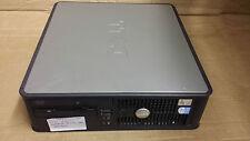 Dell Optiplex 760 SFF Core2Duo 2 x 3.16GHz 4GB 320GB DVD PC Desktop (780 755 745