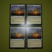 Secluded Steppe x4 Modern Horizons 4x Playset Magic the Gathering MTG