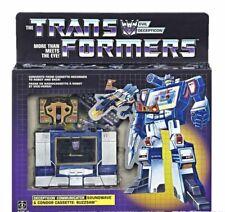 Transformers G1 Soundwave & Buzzsaw Reissue Mint Gift