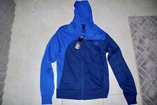 Men's Sergio Tacchini Sweatshirt Zip Up Hoodie Size XXL MSRP $120