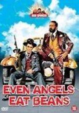 Even angels eat beans - Bud Spencer , DVD  PAL