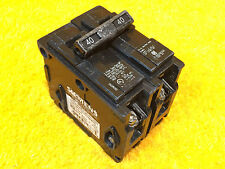 ***PERFECT*** SIEMENS TYPE QP Q240 40 AMP 2-POLE PLUG IN BREAKER