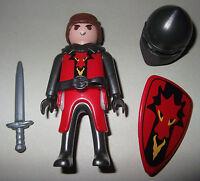 504204 Caballero dragón rojo playmobil,knight,ritter