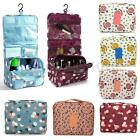 Travel Cosmetic Hanging Makeup Bag Toiletry Wash Case Organizer Storage Pouch