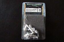 OOP Citadel / Warhammer 40k Space Wolves Wolf Guard Terminator Sergeant BNIB