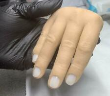 The 'Evie' silicone practice hand