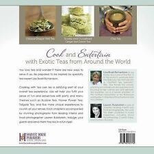 Tea with a Twist: Entertaining and Cooking with Tea-ExLibrary
