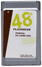 New Gigaram 48MB PCMCIA ATA Flash Card (p/n SDP3B-48-MT)