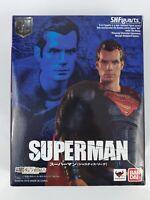 Bandai Tamashii Limited S.H.Figuarts DC Comics Justice League Superman Figure