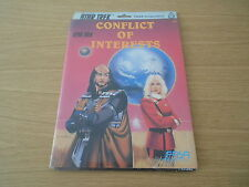 STAR TREK - Conflict of Interests - juego rol - FASA 2222 RPG Sealed Condition