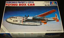 C-119G Flying Boxcar - 1/72 Scale - Italeri