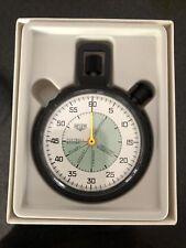 Super Rare Vintage Heuer Stop Watch 1970s,  Ball Skill. Hand winding Ref.502.907