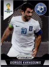 2014 Panini Prizm World Cup #101 Giorgos Karagounis - Greece - Base Card