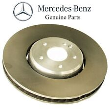 NEW Mercedes A208 C208 W202 W210 Front Passenger Right Vented Brake Disc Genuine