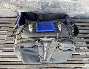 Umpqua Ledges 650 ZS Waist Pack Zero Sweep Blue Gray Fishing Bag Fly Fishing