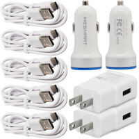 For Samsung Galaxy Note 9 8 S8 S9 Plus S10 G5 USB Phone Adapter Wall Car Charger