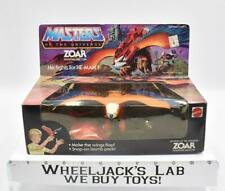 Zoar New SEALED 1982 He-Man MOTU Masters of the Universe Mattel Action Figure