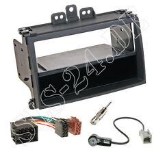 HYUNDAI i20 1-DIN Blende Rahmen Autoradio Einbaublende ISO Adapterkabel Kfz Set