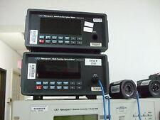 Newport 818-IS-1 Universal Fiber Optic Detector with calibration module