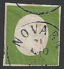 Sardinia 1854 YV 7  CANC  F/VF