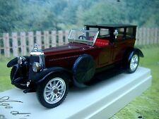 1/43  Solido (France)  Panhard 1925