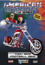 American Chopper - The Series - Tool Bike And Football Bike (DVD, 2005)