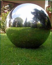 EDELSTAHLKUGEL XXL Ø 65 cm DEKOKUGEL Garten hochglänzend *NEU*