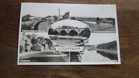 OLD POSTCARD, 1950s VIEW OF COLDSTREAM ENGLAND, 5 VIEW OF THE TOWN