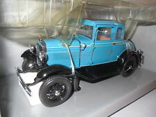 "Motor City Classics (43002)"" 1931"" Ford Model A coupè 1:18 OVP"
