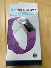 Fitbit Charge 3 Activity Tracker - Berry