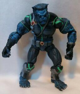 """X-MEN - 2005 Marvel Legends X-Men The Beast Articulated Action Figure Toy Biz 7"""""""