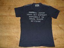 KAPORAL tee shirt Homme /manches courtes /col en V / XL /  BON ETAT