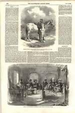 1855 Typical Cafe Scene Simferopol Long Pipes General Codrington