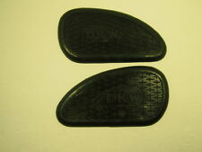 Motorcycle Gas Tank Knee Pad Rubbers for DKW -NEW- #182