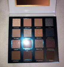 bh Cosmetics Love In London 16 Color Eyeshadow Palette 16g NIB