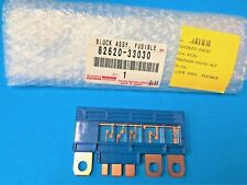 GENUINE TOYOTA 8262033030 CAMRY, VENZA  ENGINE COMPONENT FUSE HOLDER 82620-33030