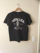 Vintage Metallica Lrg Black T Shirt